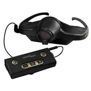 Enhanced Vision Lightweight Portable Jordy - Wearable Low Vision Solution - Senior.com Vision Enhancers