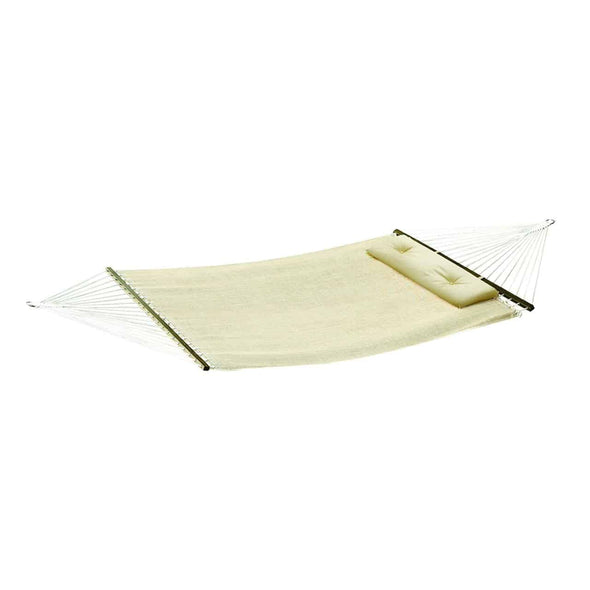 "Bliss 55""W Woven Hammock with Pillow"