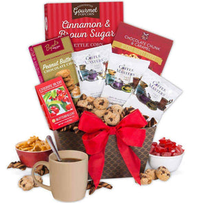 Gourmet Gift Baskets Coffee Break Gift Basket
