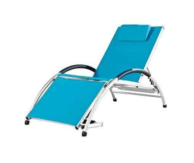 Vivere Dockside Sun Loungers - Senior.com Outdoor Chairs