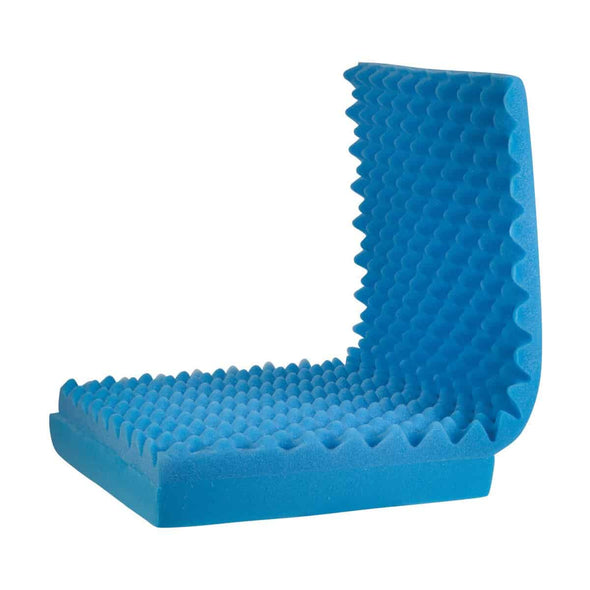 DMI Convoluted Egg Crate Wheelchair Seat Cushions