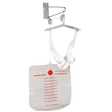 DMI Cervical Traction Over The Door Neck Device - Senior.com Physical Therapy