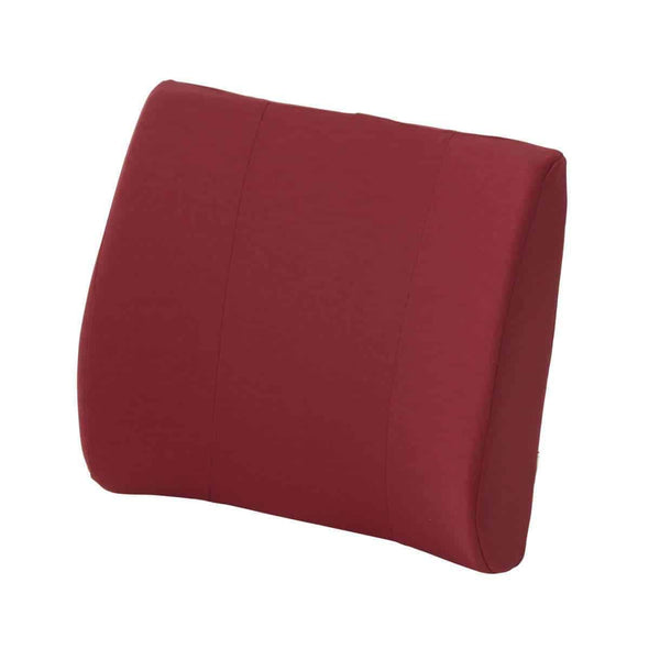 DMI Relax-a-Bac Lumbar Support Back Cushions with Insert and Strap - Senior.com Cushions