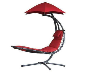 Vivere Original Dream Chairs with Umbrella Sun Shade
