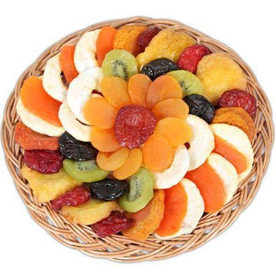 Gourmet Gift Baskets Dried Fruit Platter - Senior.com Gift Baskets