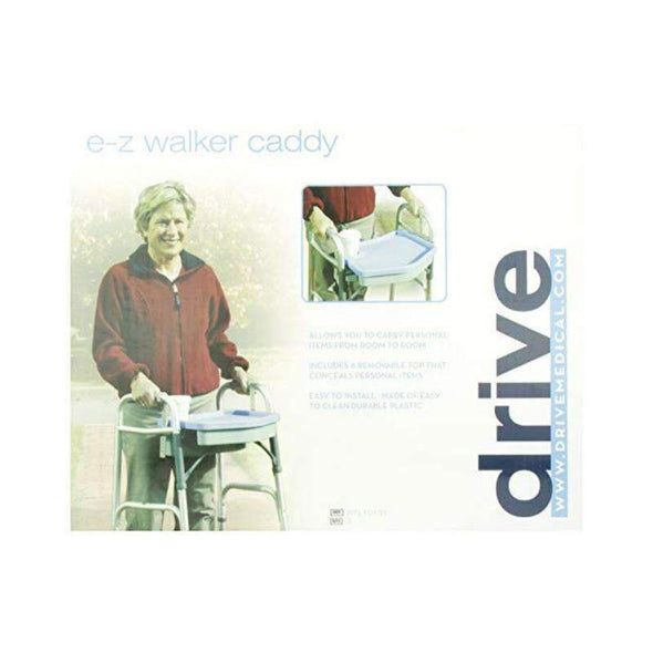 Drive Medical EZ Walker Caddy - Senior.com Walker Parts & Accessories