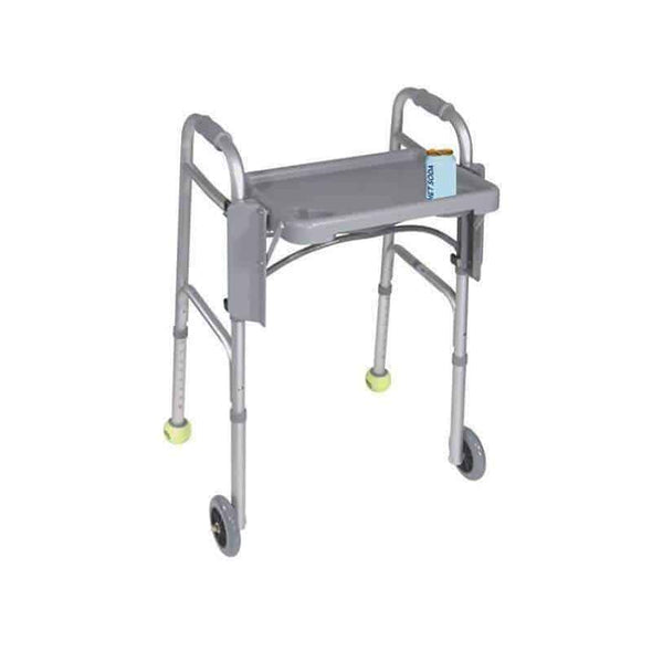 Drive Medical Folding Walker Tray - Senior.com Walker Parts & Accessories