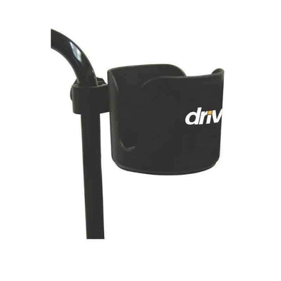 Drive Medical Universal Large Cup Holder - 3 Inches Wide - Senior.com Wheelchair Parts & Accessories