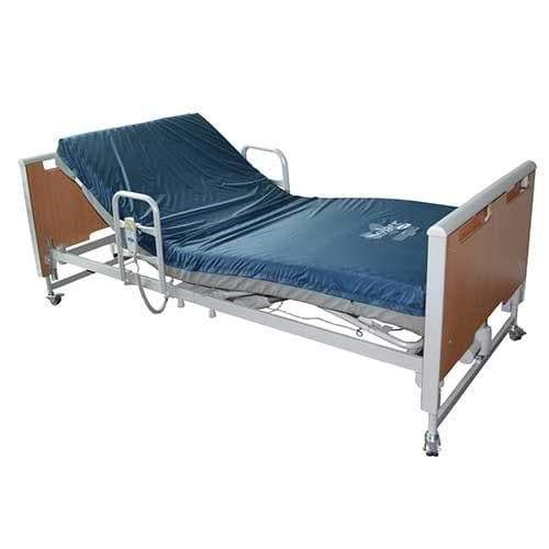 Invacare Etude Homecare Full Electric Bed - Modern Euro Style with Trendelenburg Positioning