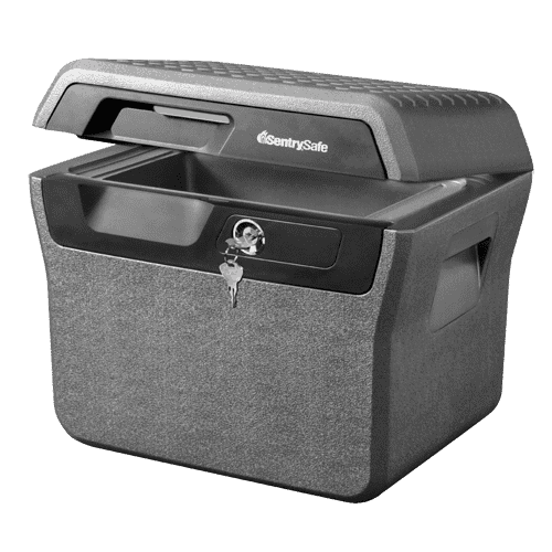 SentrySafe Fire and Water Resistant File Safe - 0.66 Cubic Feet - Senior.com Security Safes