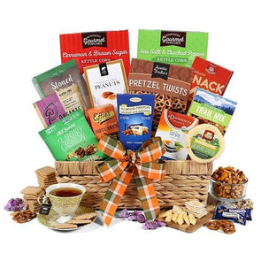 Gourmet Gift Baskets Fathers Day Surpise Food Extra Large Basket - Senior.com Gift Baskets