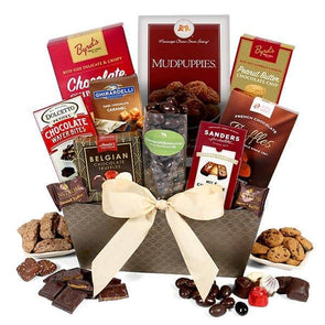 Gourmet Gift Baskets Father's Day Chocolate Gift Basket - Senior.com Gift Baskets