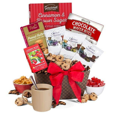 Gourmet Gift Baskets Fathers Day Gift Ideas with Coffee, Treats and More - Senior.com Gift Baskets