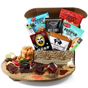 Gourmet Gift Baskets Dad's Survival Kit - Gift for Father's Day - Senior.com Gift Baskets