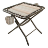 Bliss Foldable Side Table w/ Detachable Cup Holder - Senior.com Hammocks