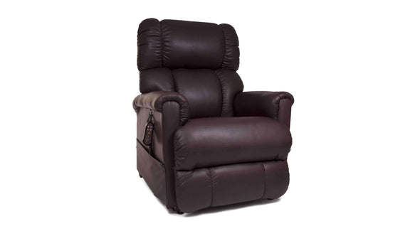 Golden Technologies Imperial Assisted Lift Recliner with Articulating Headrest& Lumbar Support - Senior.com Recliners