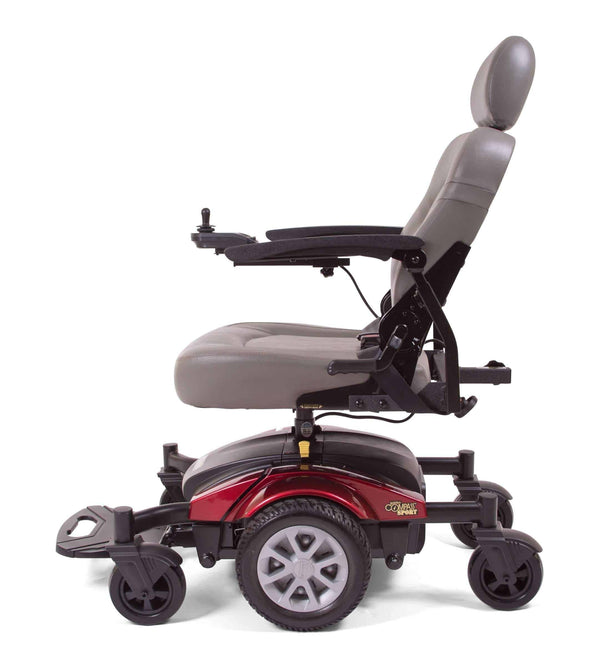 Golden Technologies Compass Sport with 19.5 Mile Range - Senior.com Power Chairs