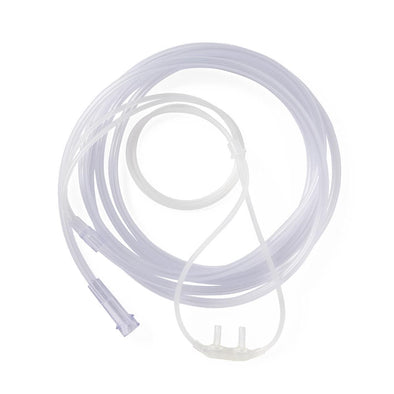 Medline SuperSoft Oxygen Cannulas with Standard Connector - Senior.com Cannulas