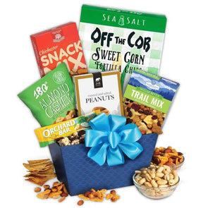 Gourmet Gift Baskets Healthy Treats Gift Basket