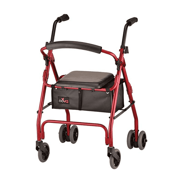 Nova Medical Cruiser Classic Lightweight Folding Rollators