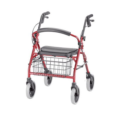 "Nova Medical Cruiser Deluxe Rollators with 8"" Wheels"