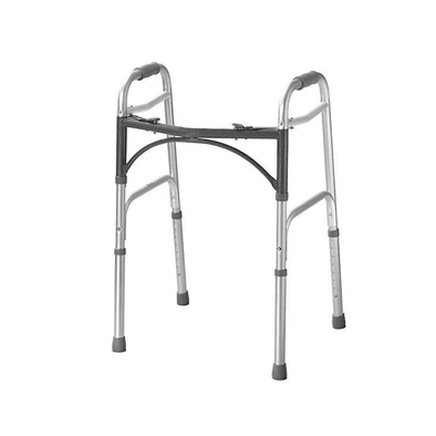 Drive Medical Deluxe Two Button Folding Walkers - Senior.com walkers