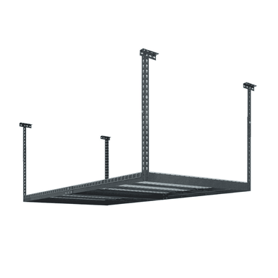 New Age Products VersaRac Garage Storage Overhead Ceiling Racks - 4' x 8'