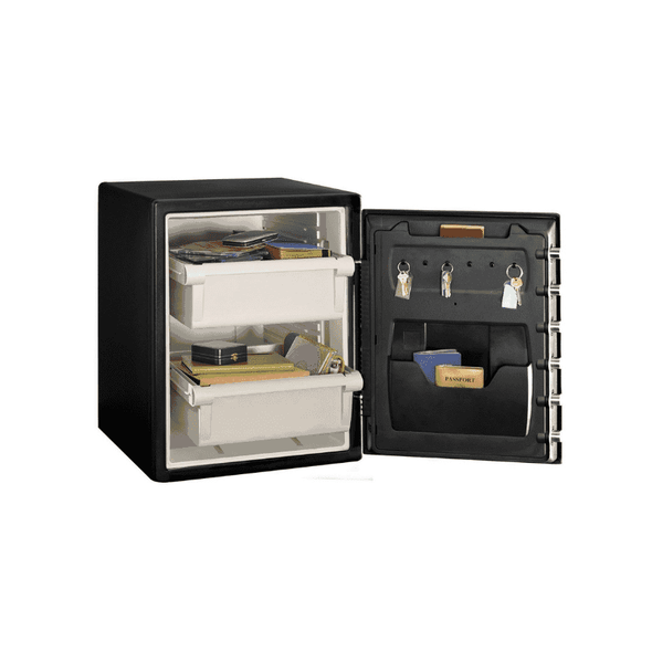 SentrySafe XXL Fire Resistant Biometric Fingerprint Lock Safe - 2.0 cu ft - Senior.com Fires Safes