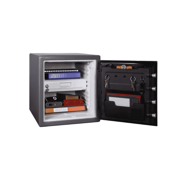 SentrySafe Fire and Water Touchscreen Safe with Dual Key LockSFW123UDC