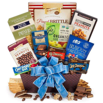 Gourmet Gift Baskets Kosher Gift Basket - Classic - Senior.com Gift Baskets