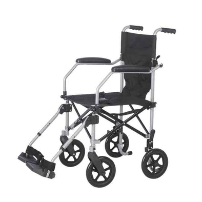 Lifestyle Mobility Aids Lite N' Easy Portable Transport Wheelchair - Senior.com Transport Chairs