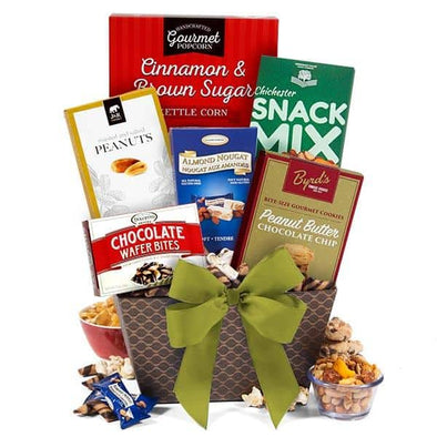 Gourmet Gift Baskets Last Minute Father's Day Gift - Senior.com Gift Baskets