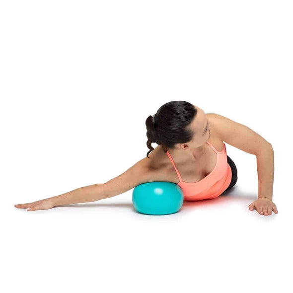 LoRox Body Sphere - Ideal For Balance and Core Workouts - Senior.com Exercise Balls