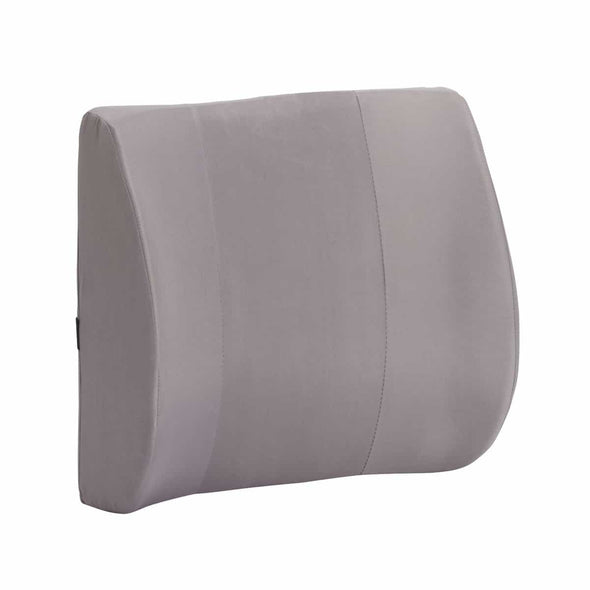 Duro-Med Lumbar Lower Back Foam Support Pillow with Strap - Senior.com Lumbar Supports