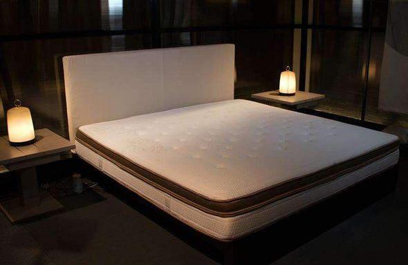 Naturalia Luxury Visco-Soy Memory Foam Lux Mattresses - Senior.com Luxury Mattresses