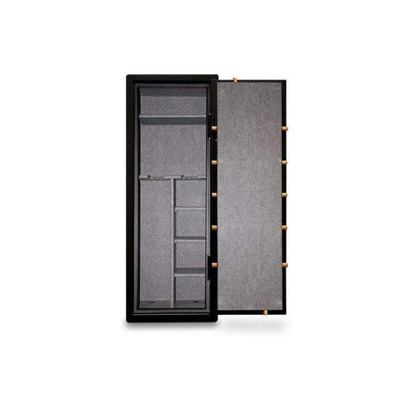 Mesa Safe 14 Gun Capacity All Steel Gun Safe with Combination Lock - 7.9 CF - Senior.com Security Safes
