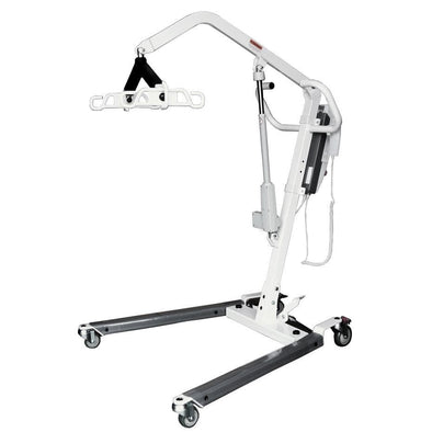 Medline Bariatric Low Profile Electric Patient Lift with Dual Battery System - Senior.com Patient Lifts