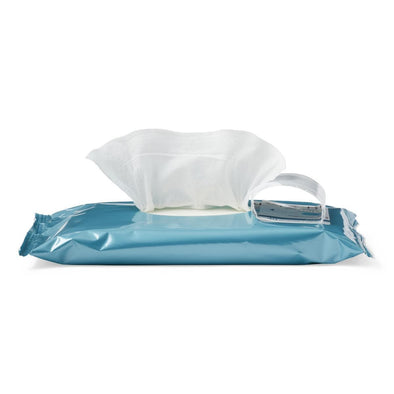 Medline ReadyFlush Jr. Flushable Personal Cleansing Wipes - Fragrance Free - Senior.com Cleansing Wipes