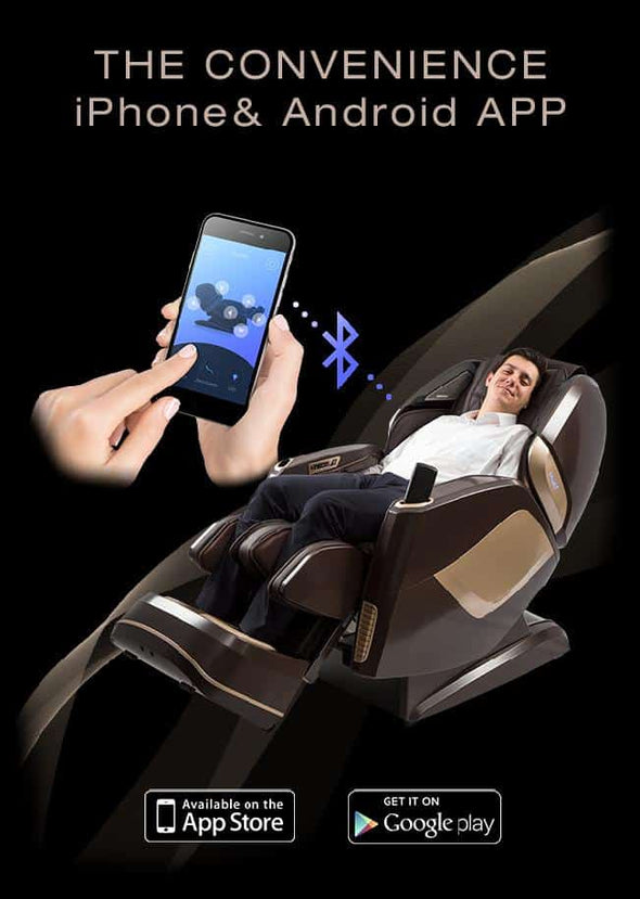 Osaki OS Pro Maestro Massage Chairs with 4D Full Body Massage Technology - Senior.com Massage Chairs