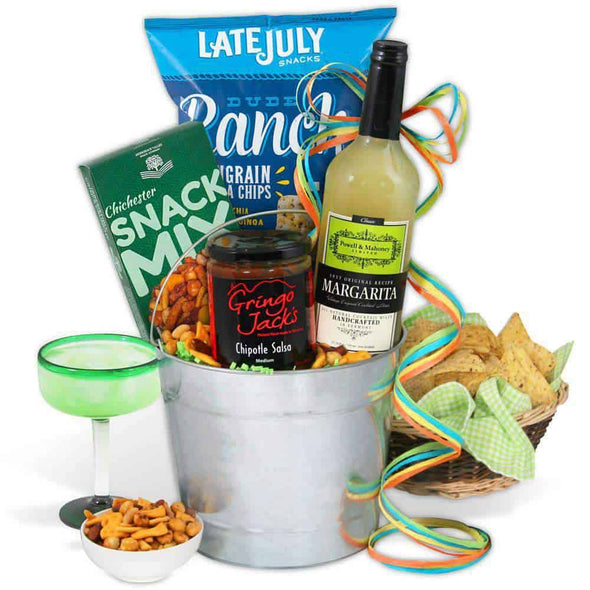 Gourmet Gift Baskets Margarita Madness Gift Basket