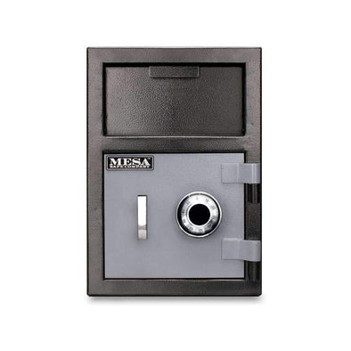 Mesa Safe All Steel Depository Safe with Combination Lock - 0.8 Cubic Feet - Senior.com Security Safes