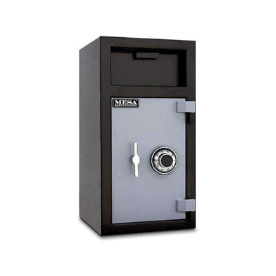 Mesa Safe All Steel Depository Safe with Combination Lock - 1.4 Cubic Feet - Senior.com Security Safes