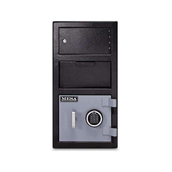 Mesa Safe All Steel Depository Safe with Electronic Lock - 1.5 Cubic Feet - Senior.com Security Safes