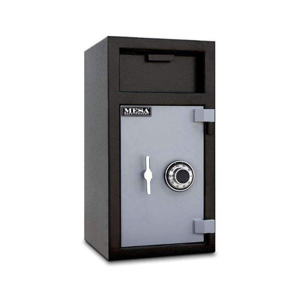 Mesa Safe Depository Safe with Combination Lock - Internal Locking Compartment - 1.5 CF - Senior.com Security Safes