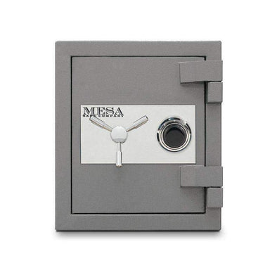 Mesa Safe High Security Burglary Fire Safe - All Steel with Combination Lock - Senior.com Security Safes