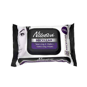 Nileeva Visage Collection Micellar Makeup Remover Cleansing Cloths & Wipes - Senior.com Makeup Removers