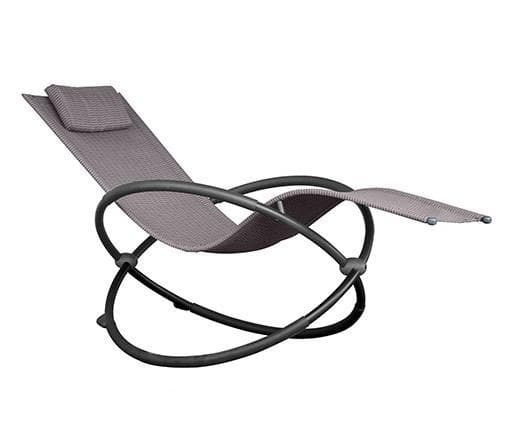 Vivere Orbital Lounger Outdoor Rocking Chairs - 5 Color Options