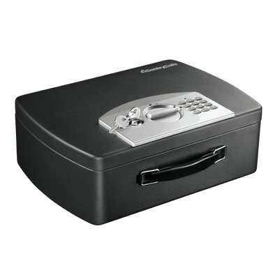 SentrySafe Portable Electronic Lock Box with Handle - Senior.com Portable Safes