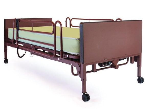 ProBasics Full Electric Bariatric Homecare Bed Packages with Built-in Low Bed Option - Senior.com Bed Packages
