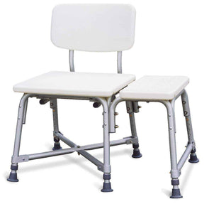 Non-Padded Bariatric Transfer Bench - Senior.com Transfer Equipment